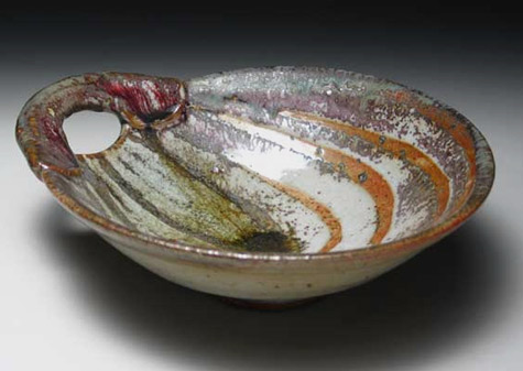 Oval serving bowl - Matthew-Hyleck