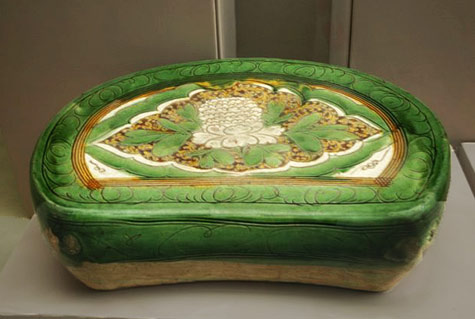 Song Dynasty porcelain pillow