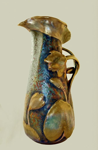French Art Nouveau Vase