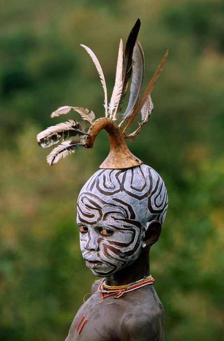 Omo Valley Body Art