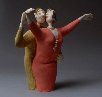 Lidija Tkalcevic figurine