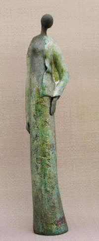 liz bryant ceramic figurative sculpture