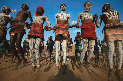 African Traditional Dance