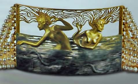 art-nouveau-gold-enamel-and-pearl-two-naiads-choker-by-rene-lalique