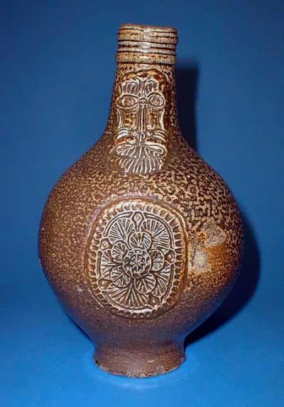 Bellarmine_jug witch vessel