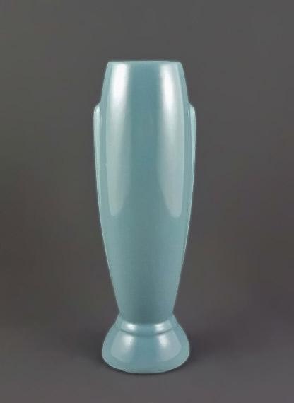 Elegant Frankoma Crocus flower vase