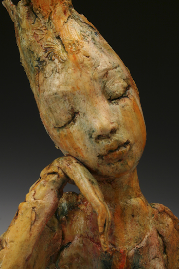 Pat Swyler-Harmony sculpture