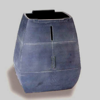 Kim Ik-Yeong Sth Korean pottery vessel