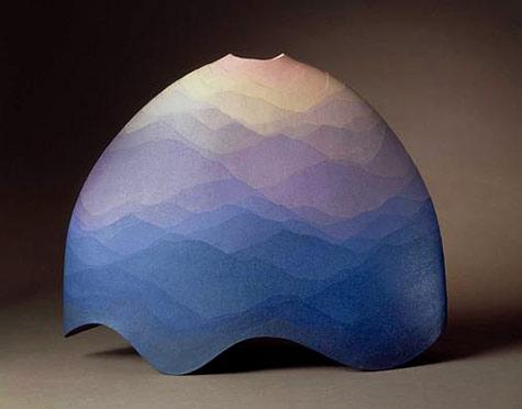 Miyashita Zenji contemporary ceramic sculpture