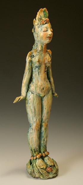 Pat Swyler-abundace sculpture