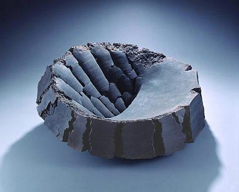 """""""Tension-and-Transition """" ceramic sculpture - Akiyama Yo"""