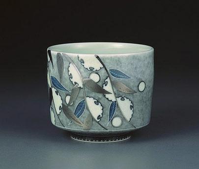 Imaizumi Imaemon-botanical decoration