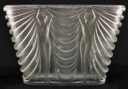 the magnificence of rene lalique, Hause deko