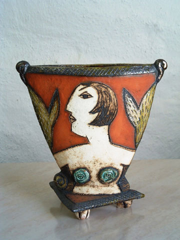 Charmaine Haines Ceramic Art