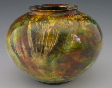 Dale Cook Pottery Vessel
