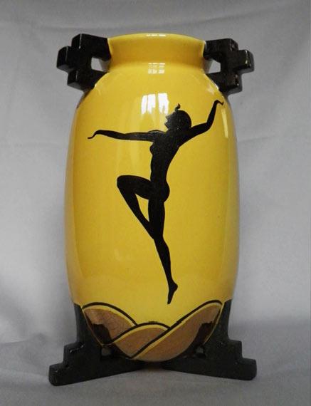 Vase Fructuoso art deco