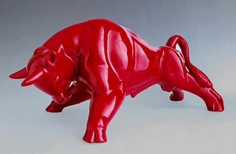 eric Olsen red bull figurine