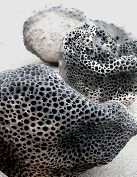 Rebecca Maeder ceramic art sculpture