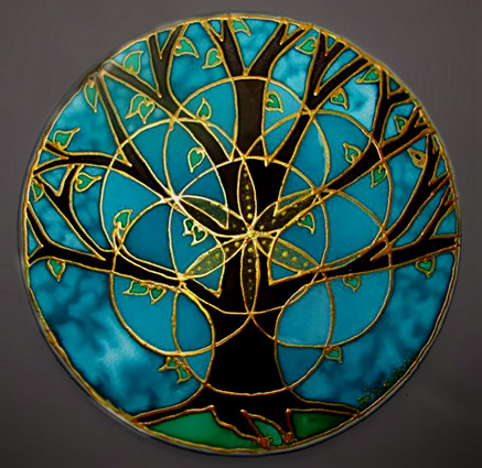 Tree of Life Mandala mandala art tree