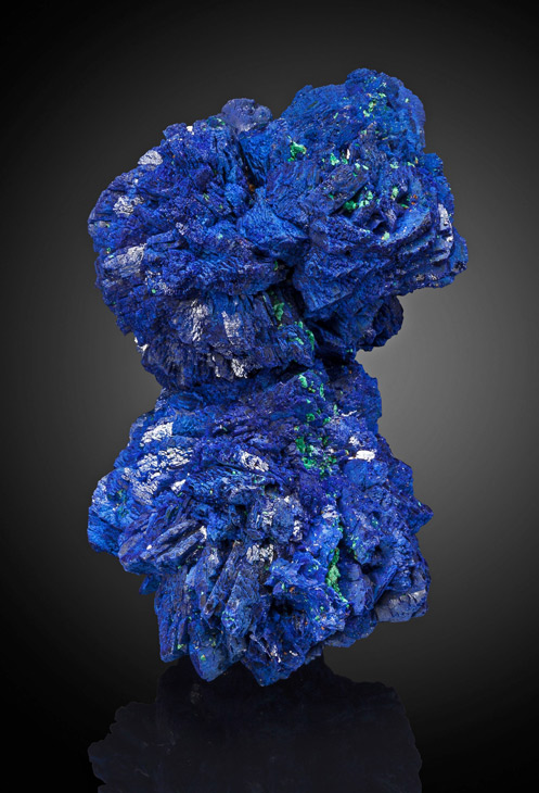 Azurite.-Shilu-Mine,-Yangchun-Co.,-Yangjiang-Prefecture,-Guangdong-Province,-China
