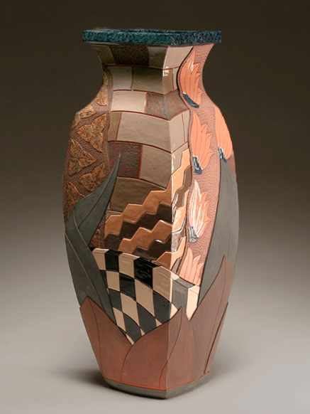 Modern Contemporary vase