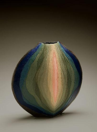 Tribute to Miyashita Zenji vase