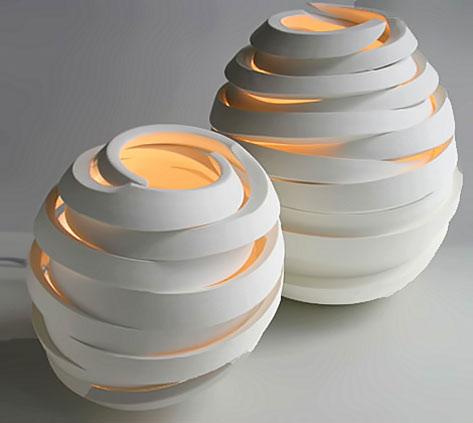 Ceramic lamps - Szilvia Gyorgy