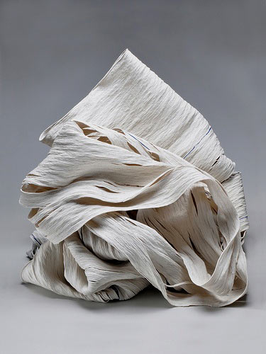 Contemporary Porcelain sculpture- Cheryl Ann Thomas