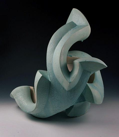 Brian Kakas abstract sculpture