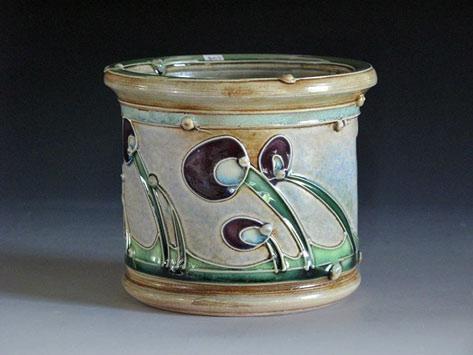 ceramic-vessel by Carol Long