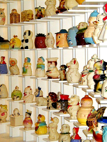 Andy-Warhol-cookie jar collection