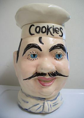 McCoy-chef cookie jar