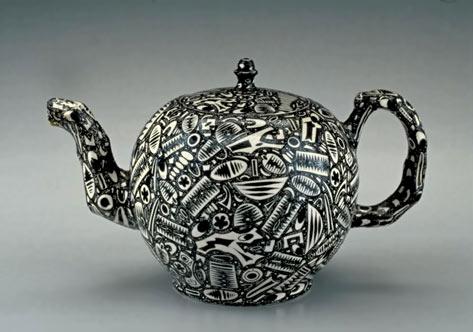 PlaceTime-Staffordshire teapot