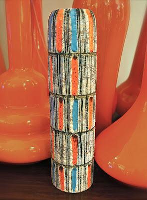 Retro 50's - 60's Italian Ceramic Vase