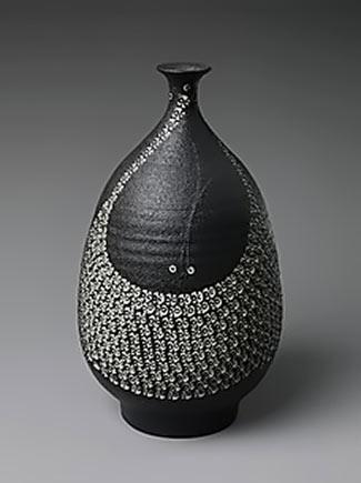 Japanese Contemporary Vase - Kondô Yutaka