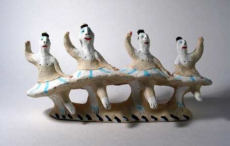 Four ballerinas - El Innocent