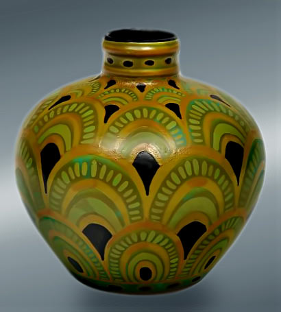 French Art Deco Ceramics And Pottery Arts And Resources