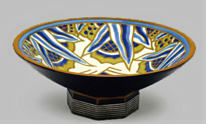 Art Deco cup - Charle Catteau
