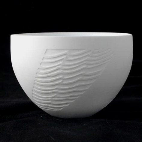 Ceramic bowl - Les Blakebrough