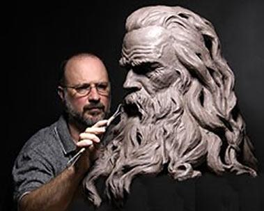 Philippe-Faraut-sculpting!!