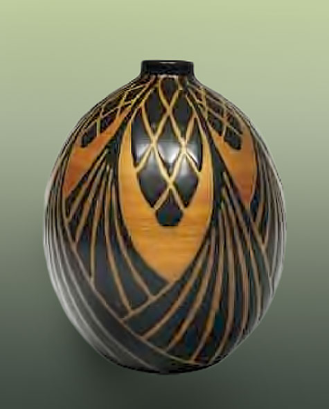 Art Deco Catteau