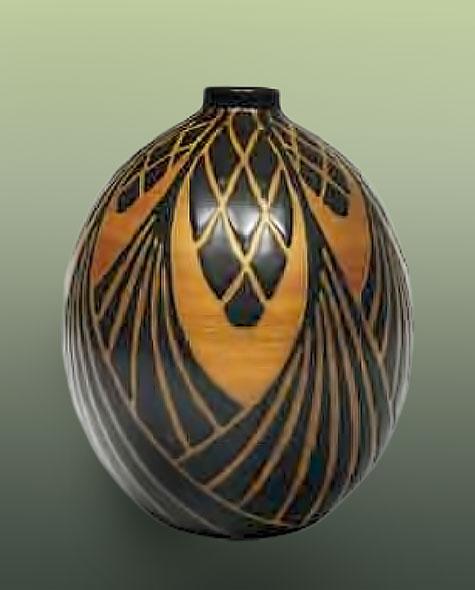 Art Deco Catteau