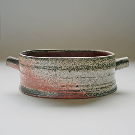 dual handled bowl byYuri Wiedenhofer