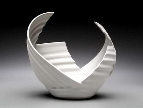 White-ceramic Winged_Bowl-Monica-Rudquist