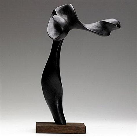 Mario-Dal-Fabbro abstract sculpture