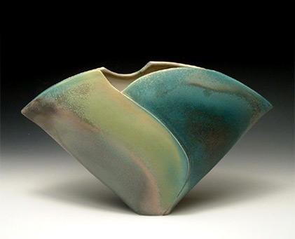 Susan Filley Porcelain vase