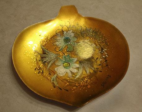 Sascha Brastoff bowl