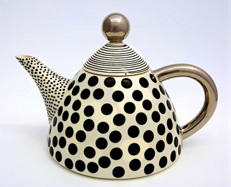 Dotty Teapot Mark daley