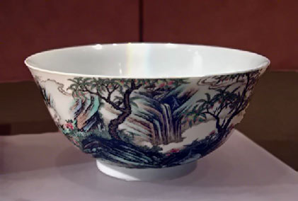 Qing-Emperor-Qianlong bowl