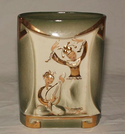 mid-century ceramic Hedi Schoop